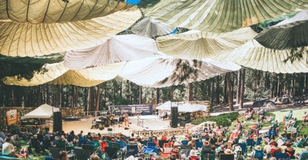Jazz In The Pines