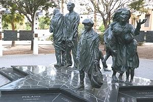 desert holocaust memorial