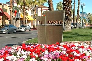 el paseo shopping district palm desert