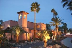 hotel california palm springs, california