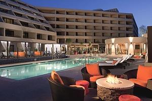 hyatt regency palm springs, hotel, california