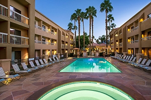 marriott courtyard palm springs golf package
