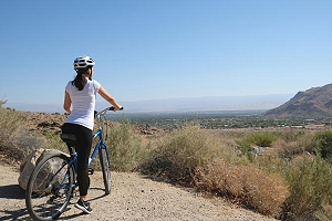 palm springs bicycling & hiking, southern california