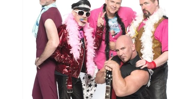 2018 Palm Springs Pride