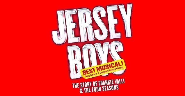 Jersey Boys, McCallum Theatre, Palm Desert, Callifornia