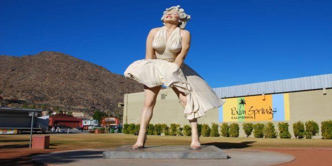 Forever Marilyn, Palm Springs