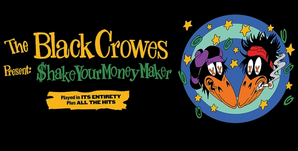 The Black Crowes Concert Tickets! The Forum, Los Angeles / Inglewood, Southern California 8/19/21