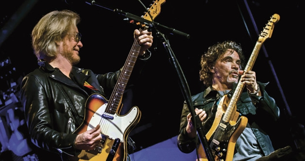Hall and Oates at Fantasy Springs Resort Casino, Indio, CA 11/6/21. Buy Tickets on PalmSprings.com