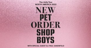 New Order and Pet Shop Boys Concert Tickets! Hollywood Bowl, Los Angeles, SoCal, October 7-8, 2022