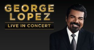 George Lopez at Fantasy Springs Resort Casino, Indio 9/18/21. Buy Tickets on PalmSprings.com