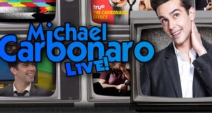 Michael Carbonaro at The Show Agua Caliente Casino, Rancho Mirage, CA 9/25/21. Buy Tickets on PalmSprings.com
