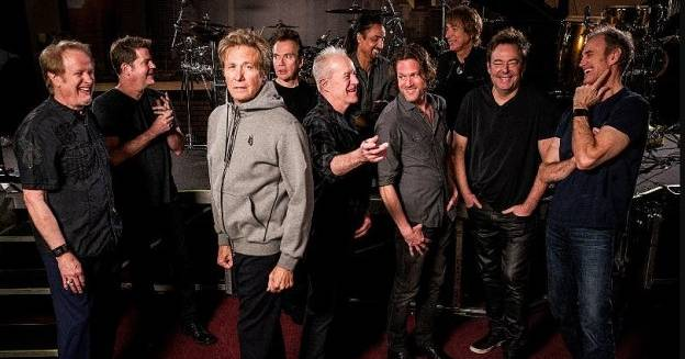 Chicago (the band) at FivePoint Amphitheatre, Irvine / Los Angeles 6/12/21. Buy Tickets on PalmSprings.com