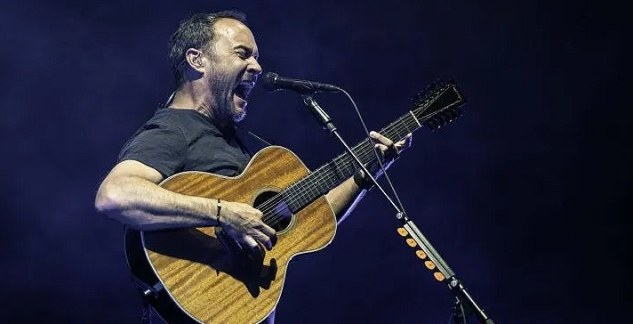 Dave Matthews Band at FivePoint Amphitheatre, Irvine / Los Angeles Sept 10 & 11, 2021. Buy Tickets on PalmSprings.com