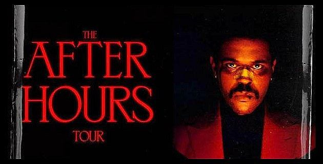The Weeknd Tickets! The Forum Los Angeles / Inglewood 3/11/22