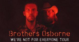 Brothers Osborne Tickets! Los Angeles, Greek Theatre 10/12/21