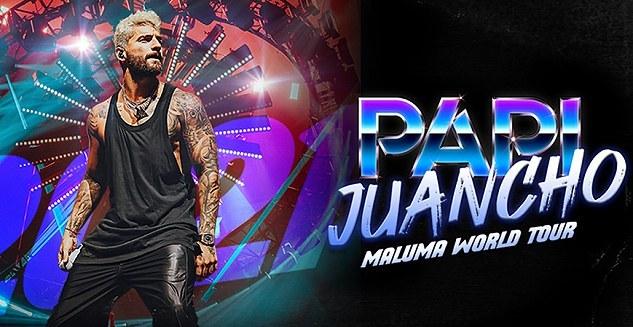 Maluma Los Angeles Concert Tickets! The Forum - Los Angeles / Inglewood, SoCal 9/3/21