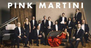 Pink Martini Tickets! McCallum Theatre, Palm Desert March 25-28, 2022.
