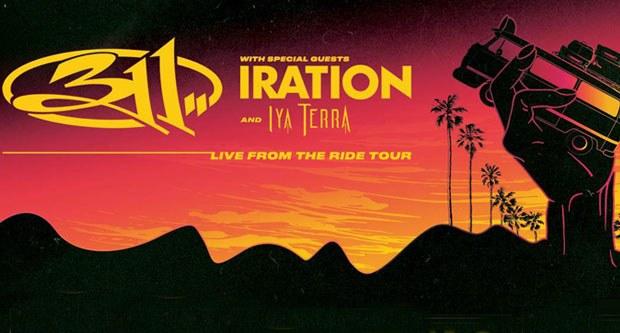 311 Tickets! Irvine / Los Angeles, FivePoint Amphitheatre, 10/15/21