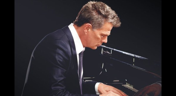David Foster at McCallum Theatre, Palm Desert, January 14 and 15, 2022. With Katharine McPhee