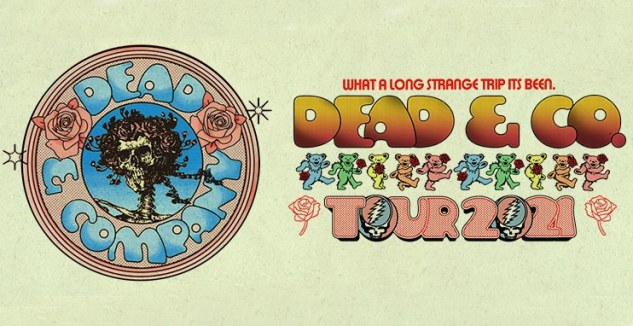 Dead and Company Tickets! Los Angeles, Hollywood Bowl, October 29-31, 2021