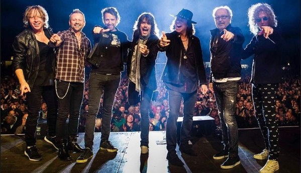 Foreigner Tickets! Greek Theatre Los Angeles, October 1, 2021