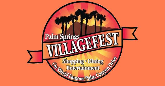 palm springs villagefest, coachella valley