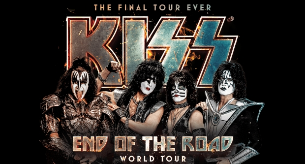 KISS Concert Tickets! FivePoint Amphitheatre, Irvine / Los Angeles, SoCal 9/9/21