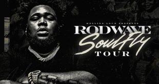 Rod Wave Tickets! Hollywood Palladium, Los Angeles, SoCal 10/19/21
